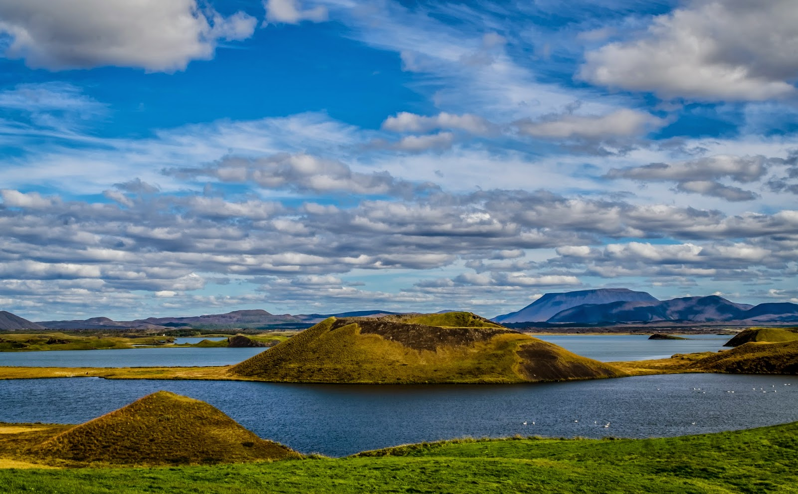 Myvatn Islande Roadtrip