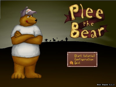 game Plee The Bear