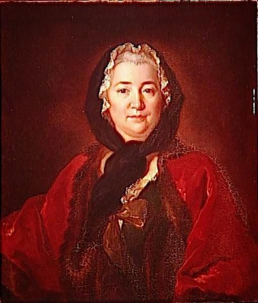 D'après Louis Tocque, Françoise d'Issembourg-D'Apponcourt, Madame de Graffigny