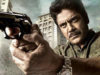 Ram Gopal Varma, Nagarjuna's upcoming film titled Officer