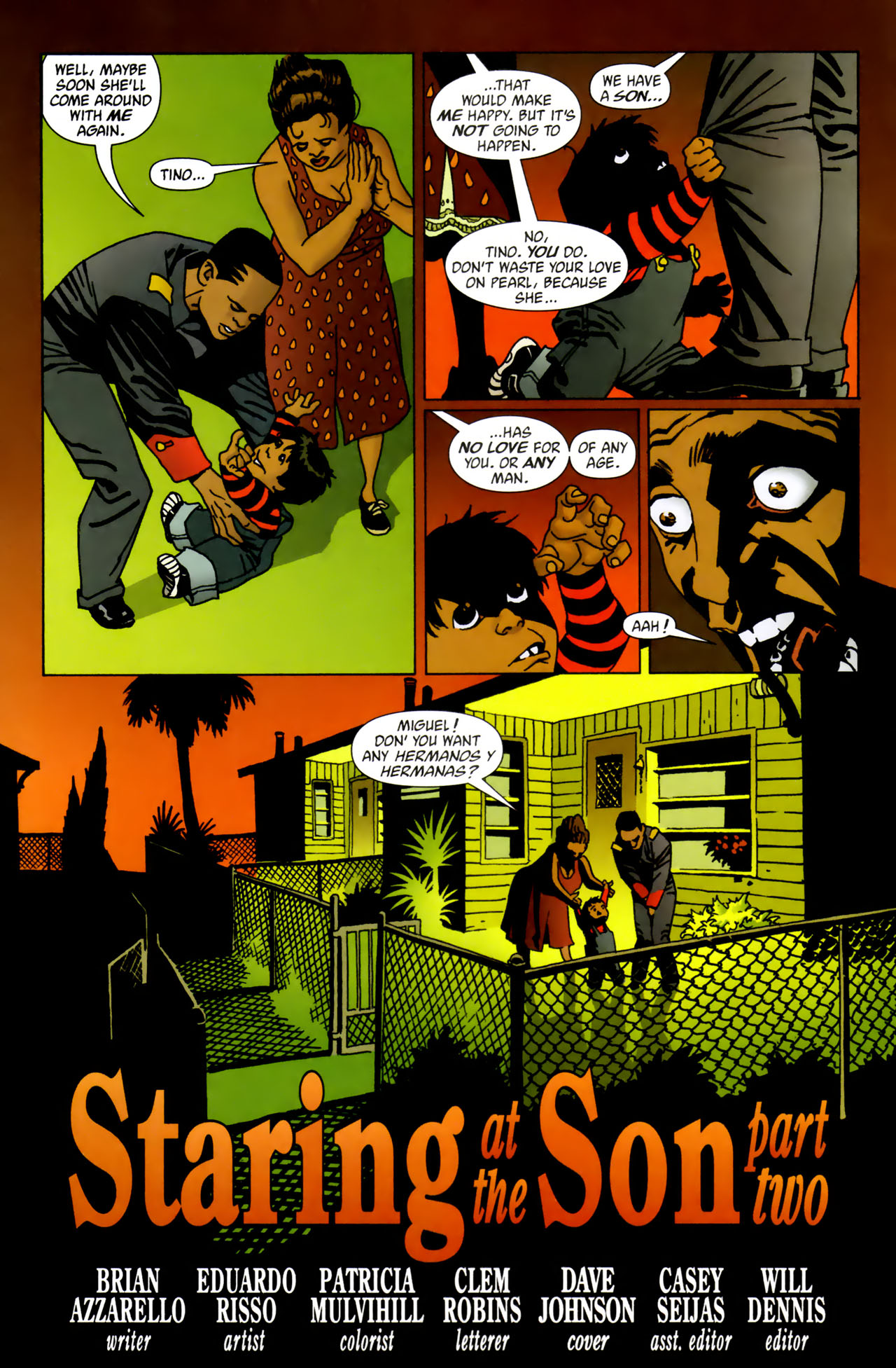 Read online 100 Bullets comic -  Issue #61 - 3