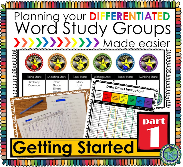 words their way, spelling, word study, word work, daily 5