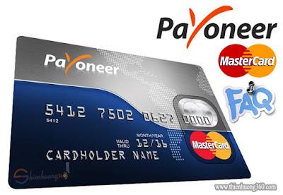 Những câu hỏi thường gặp khi sử dụng, đăng ký Payoneer | Phần 6