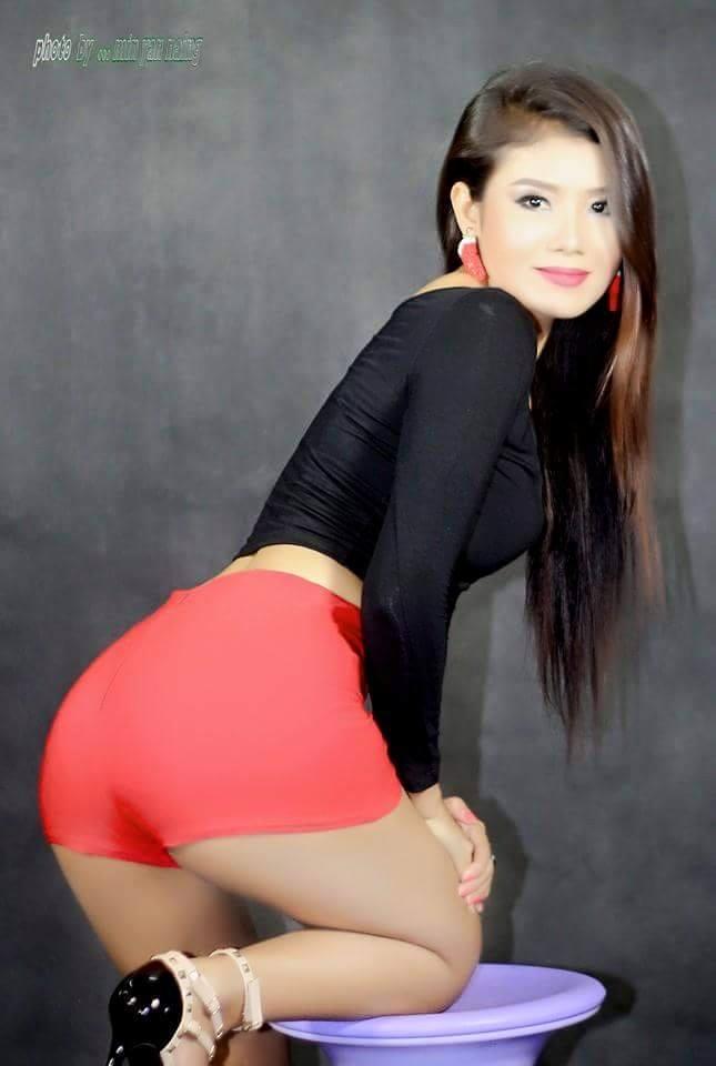Hot myanmar girl