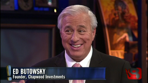 Ed Butowsky on Blaze TV
