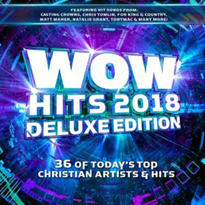 Wow Hits 2018 Deluxe Edition 2 CD