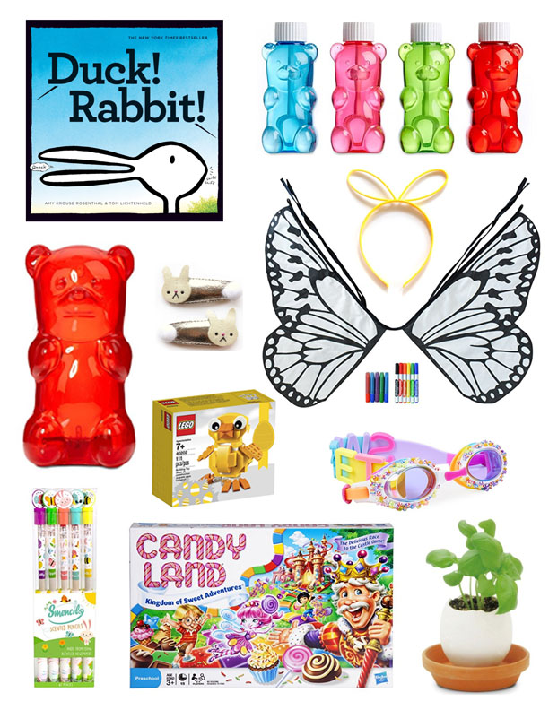 Little Hiccups Non Candy Easter Basket Ideas