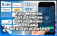 Tips Memilih Data Center untuk Bisnis