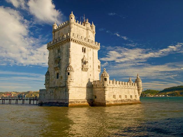 Lisboa, Torre de Belem por El Guisante Verde Project