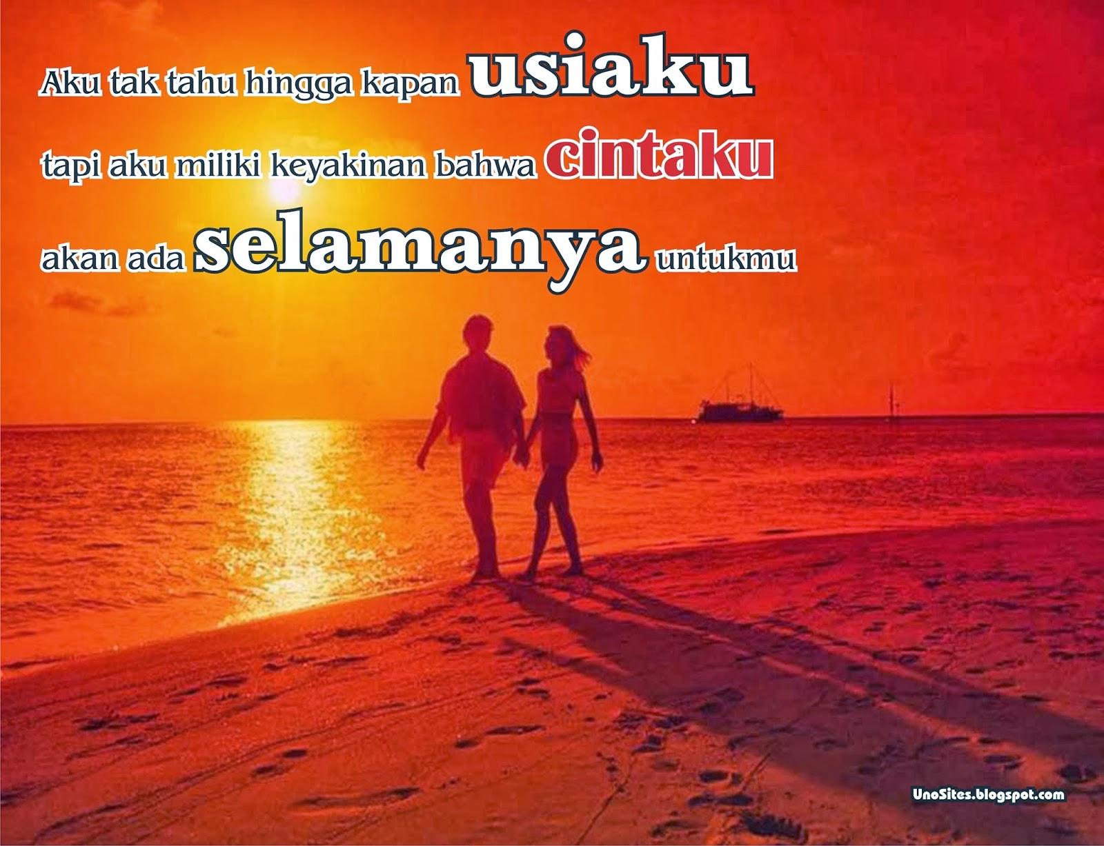 Gambar Kata Kata Cinta Romantis Kesinilahcom