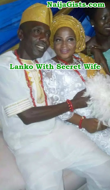 lanko omo oba dubai secret wedding