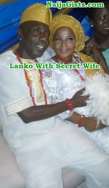 lanko omo oba dubai secret wedding
