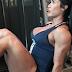 Treino completo de pernas da Gracyanne Barbosa de outubro/2017