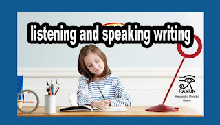 Listening Speaking dan Writing