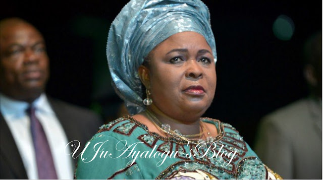 N3bn accounts: EFCC arrests Patience Jonathan's sister at airport