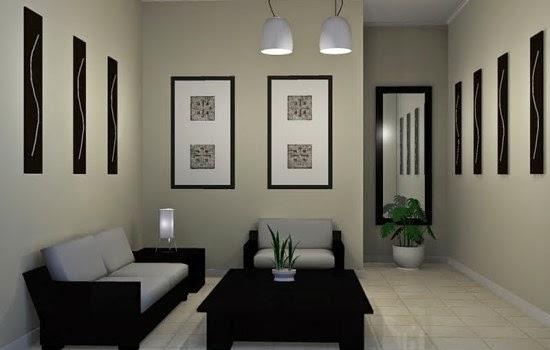 Warna Yang Tepat Sudah Cukup Membuat Perubahan Besar Bagi Ruang Tamu Anda
