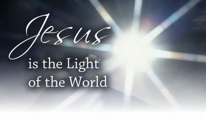 Living Water: Jesus Lights Our Way