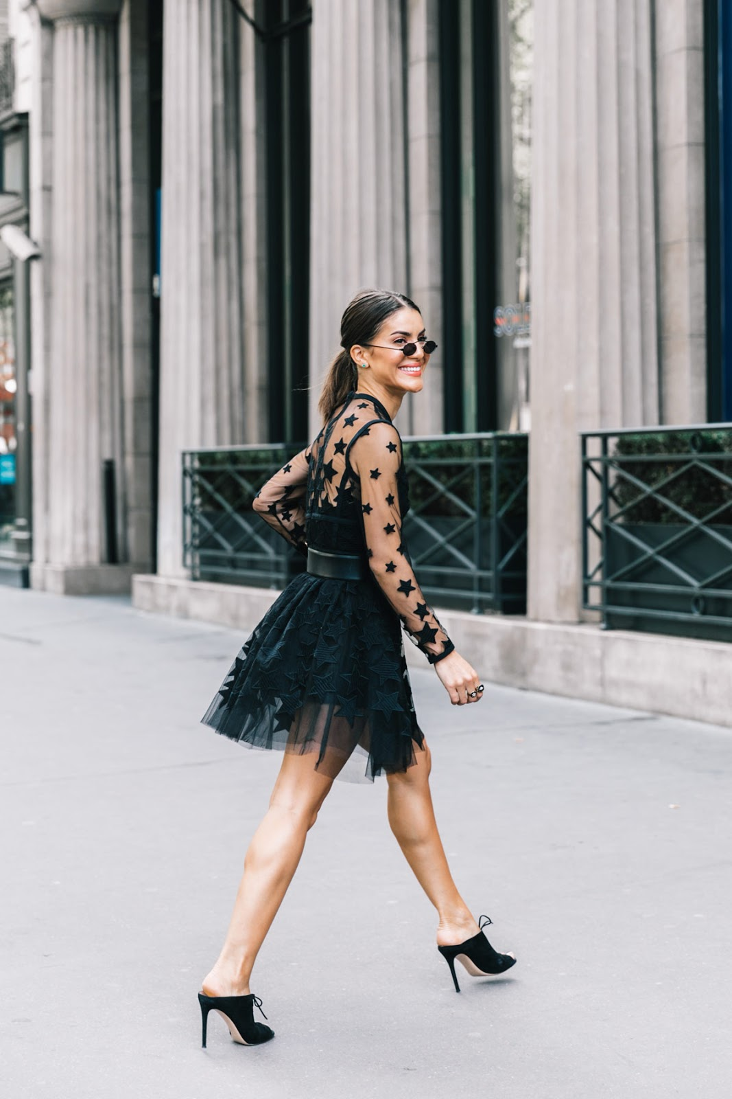 Looks - Style street at the couture shows video