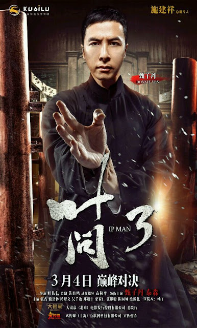Sinopsis Ip Man 3 (2015) - Film China