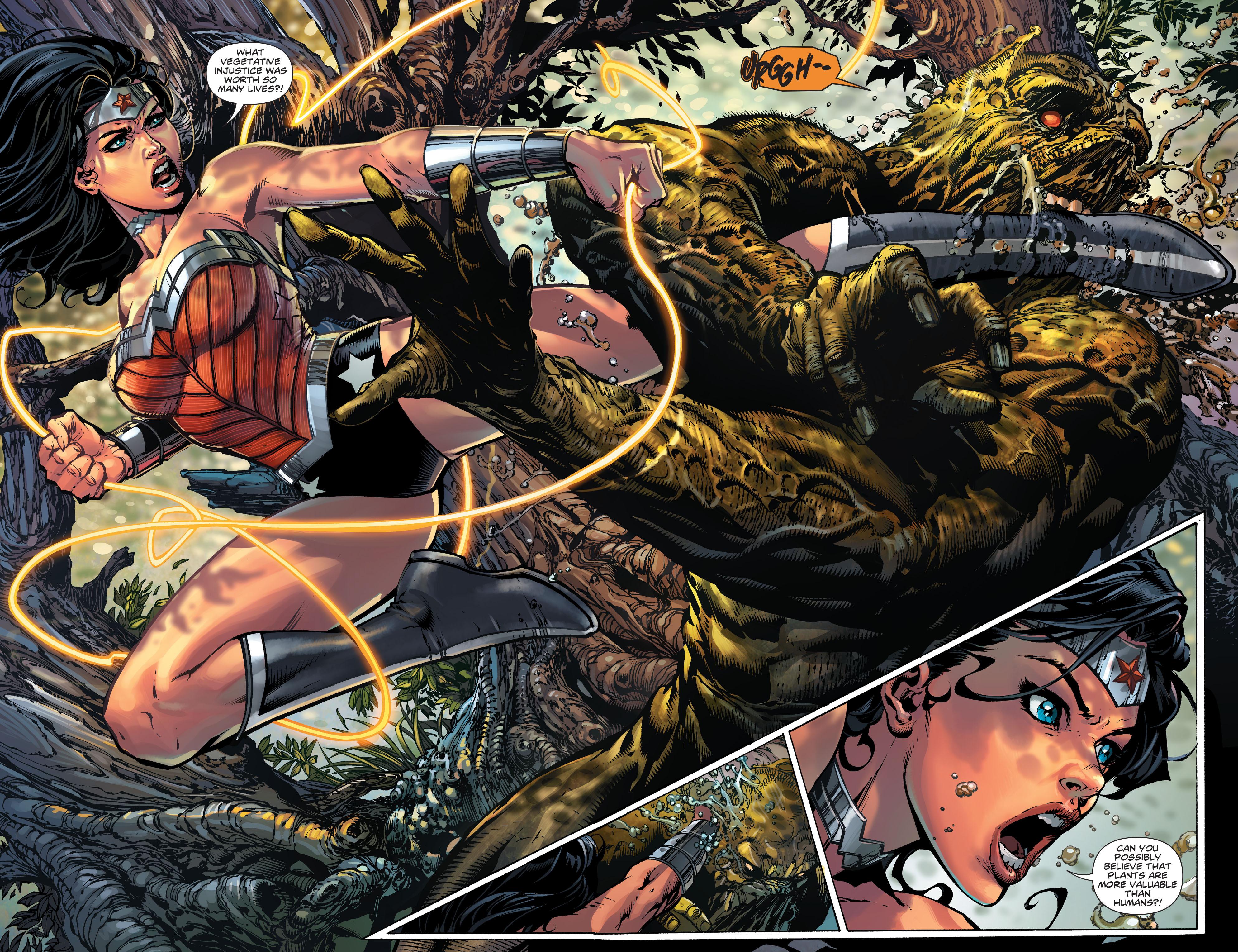 Read online Wonder Woman (2011) comic -  Issue #36 - 12