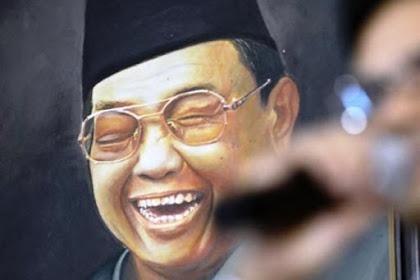 Humor Gus Dur: Anak-anak Presiden yang Ingin Menyenangkan Rakyat