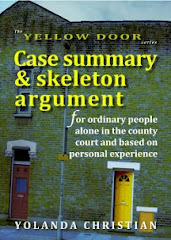 Case summary & skeleton argument