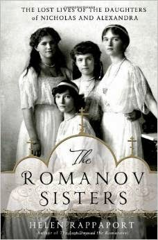 The Romanov Sisters cover