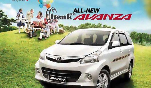Pasaran Harga Mobil Toyota Avanza Bekas Terbaru Di Tahun 2016