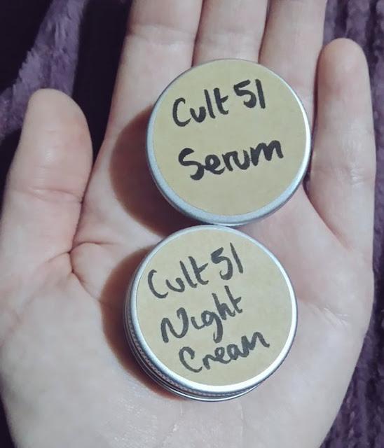 Cult 51, Immediate Effects Serum