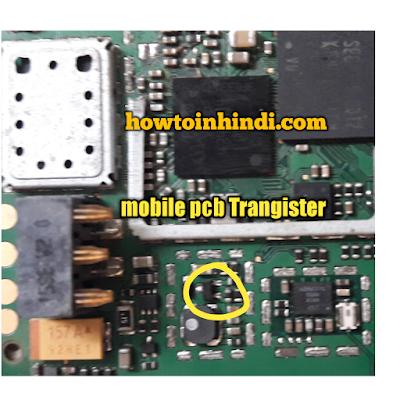mobile pcb Trangister