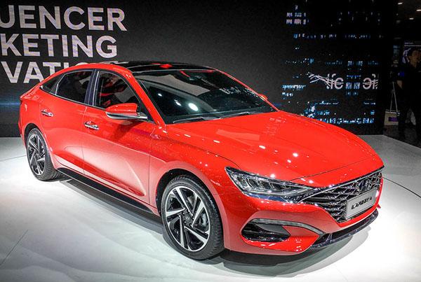 Burlappcar New Hyundai Lafesta
