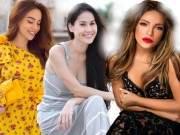 """Những mỹ nhân tên """"Hà"""" chưa chịu ngừng hot của showbiz Việt"""