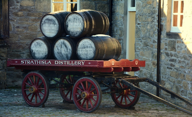 Schotland, Speyside, whisky-tour, whisky, Chivas Regal, Chivas Brothers, Keith Town