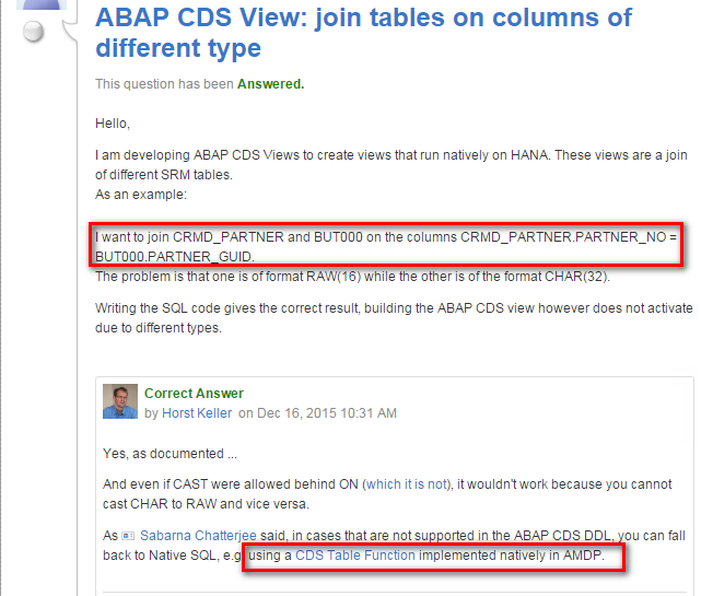 Sap Abap Central Consume Table Function In Cds View Part 6