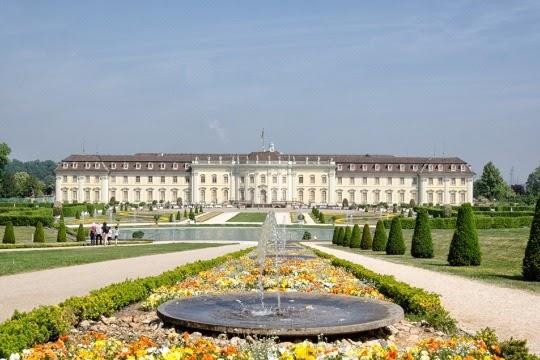Ludwigsburg Palace, Baden-Württemberg