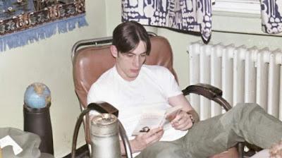 Ken Padgett reading