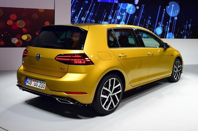 2017 VolksWagen Golf in top automotive news price