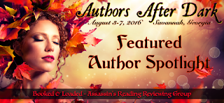 Authors After Dark Spotlight: Sahara Kelly
