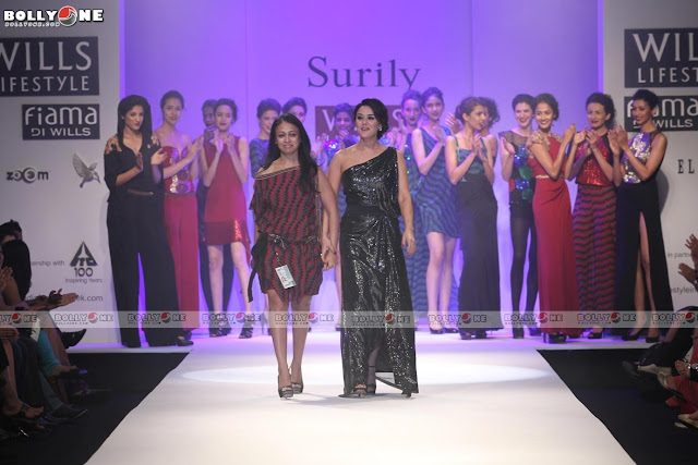Preity Zinta Wills Lifestyle India Fashion Week