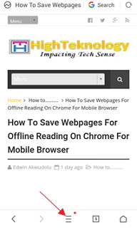 webpage-offline-reading-with-ucbrowser-step-1