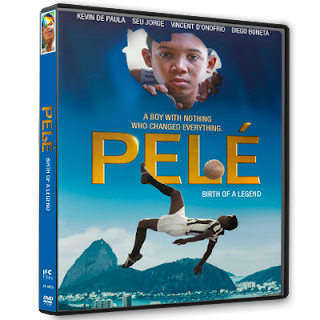 Pelé: Birth of a Legend (2016) DVDR