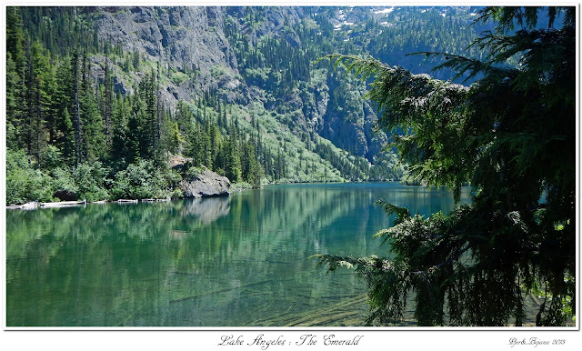 Lake Angeles: The Emerald