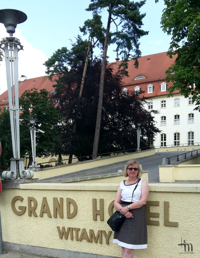 Lady of The Mess and Grand Hotel Sopot