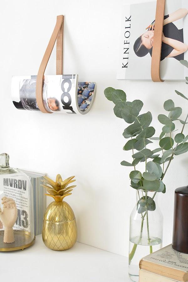 diy-decoracion-revistero-cuero