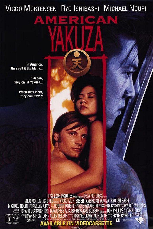 American Yakuza (1993) ταινιες online seires oipeirates greek subs