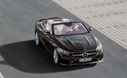 Cả Mercedes S-Class Coupe và Mui trần đều có 3 phiên bản là S560, S63 và S65