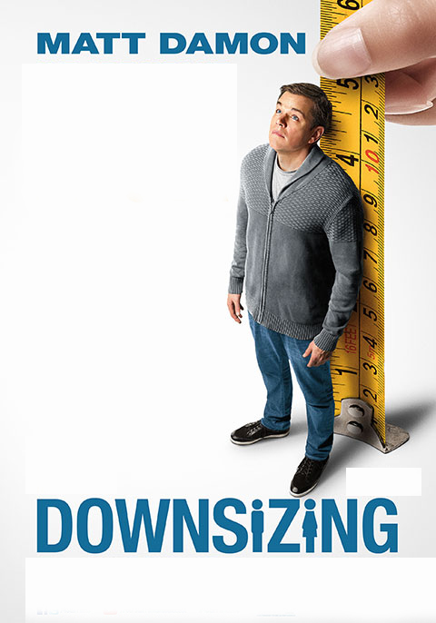 Downsizing [2017] [DVDR] [NTSC] [Latino]