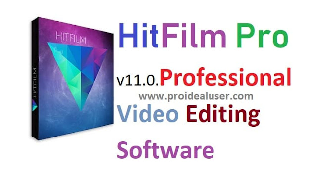 HitFilm Pro v11 Professional Video Editing Software