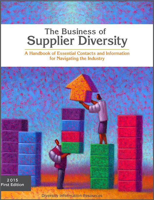 A new DIR publication responds to Supplier Diversity market needs.