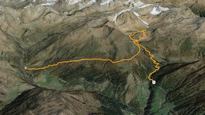 GPS Schneeberg Monteneve